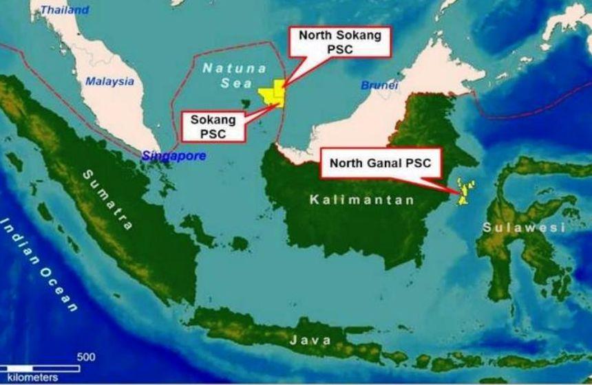 ExxonMobil exits talks on Natuna