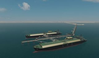 SNC-Lavalin wins LNG contract