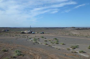 Erdene aims for Mongolia success