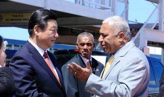 Fiji closes Taiwan office