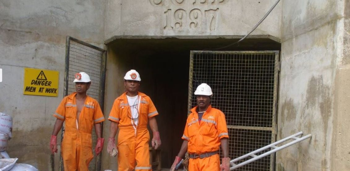 Lion One enters construction phase in Fiji