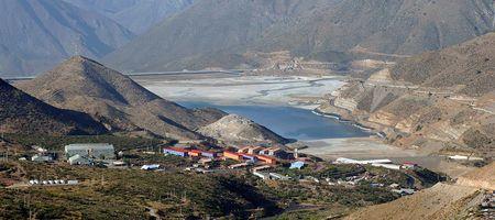 Antofagasta to move dump over five years