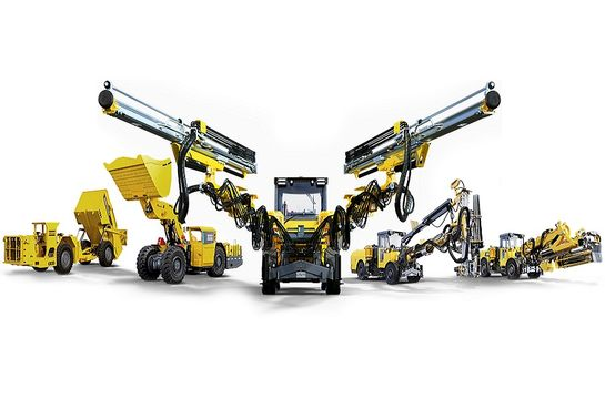 Atlas Copco switches off diesel
