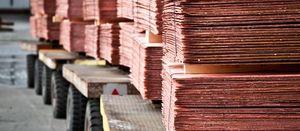 Goodbye US$3/lb copper