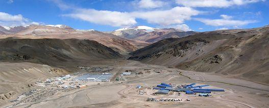 Barrick could face Veladero glacier heat