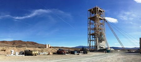 Nevada Copper's Pumpkin Hollow do-over