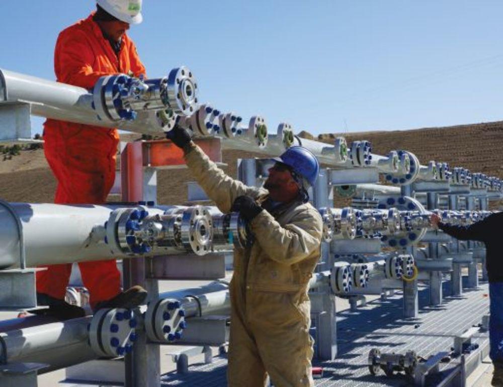 Junior to profit rejuvenating mature oil fields