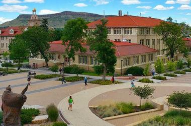 Colorado tops ranking