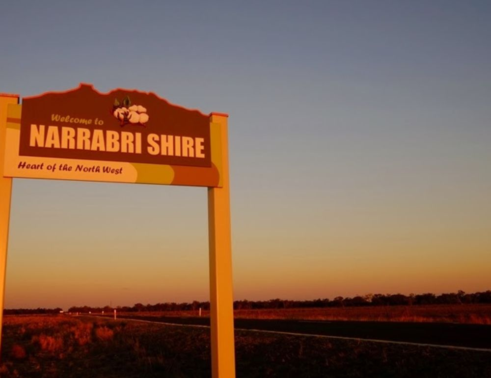 Narrabri residents back Santos