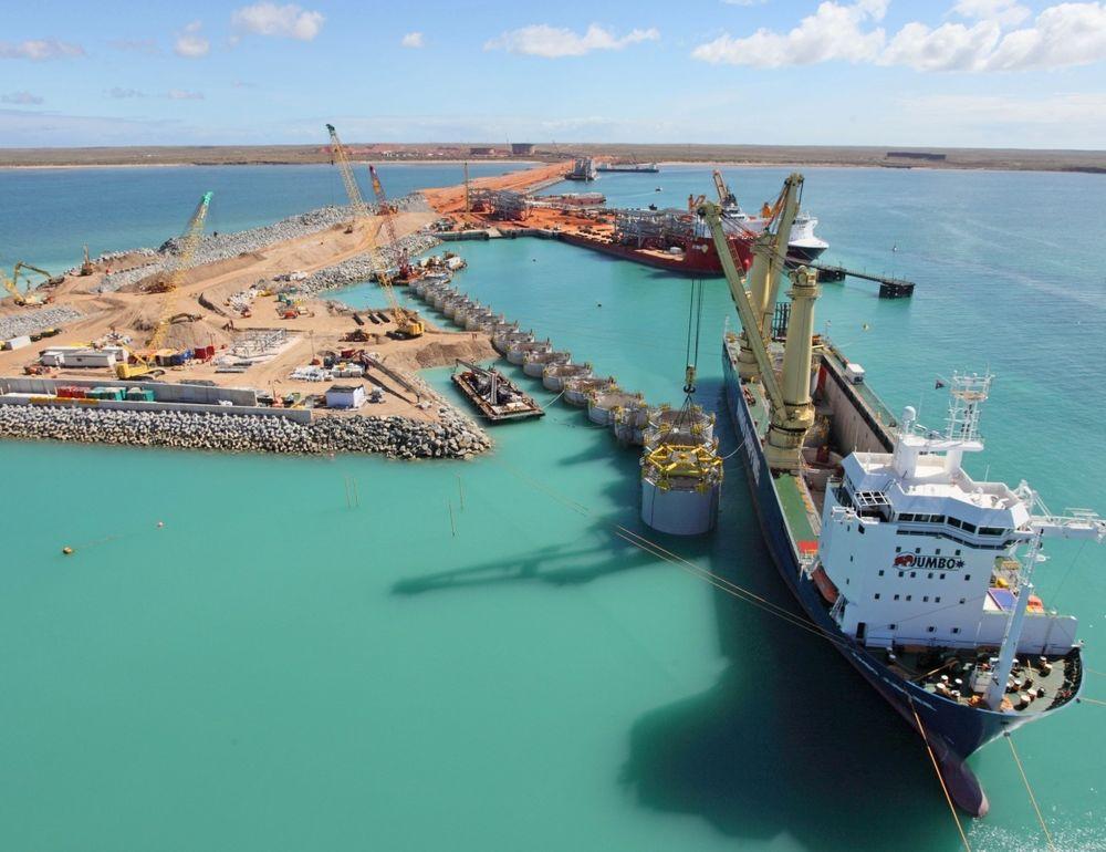 LNG competitors move