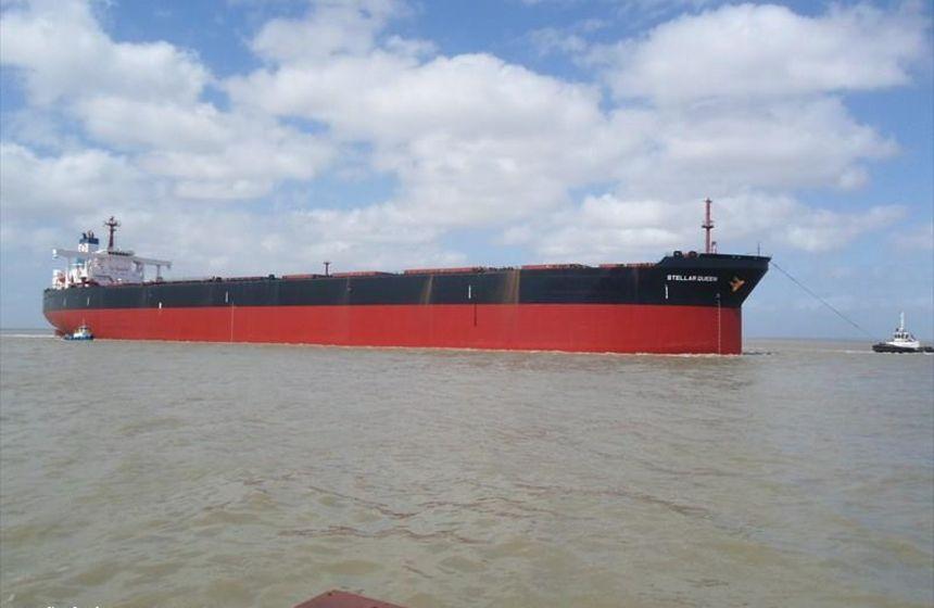 Polaris encomenda navios para transporte de minério