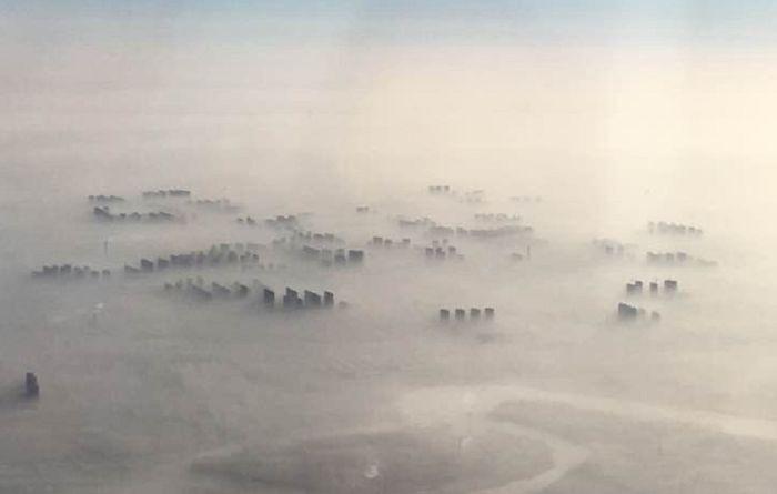 Beijing's blanket