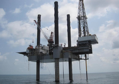 Otto secures rig