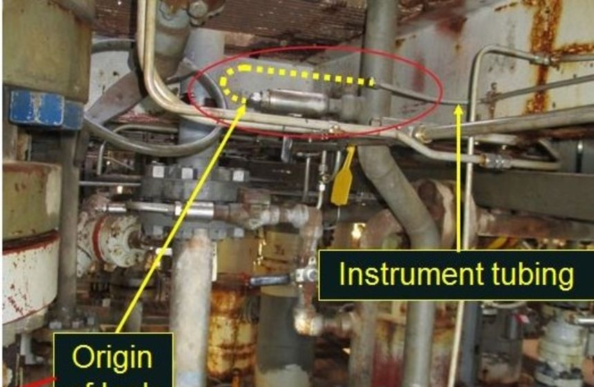 Gas leak highlights risks