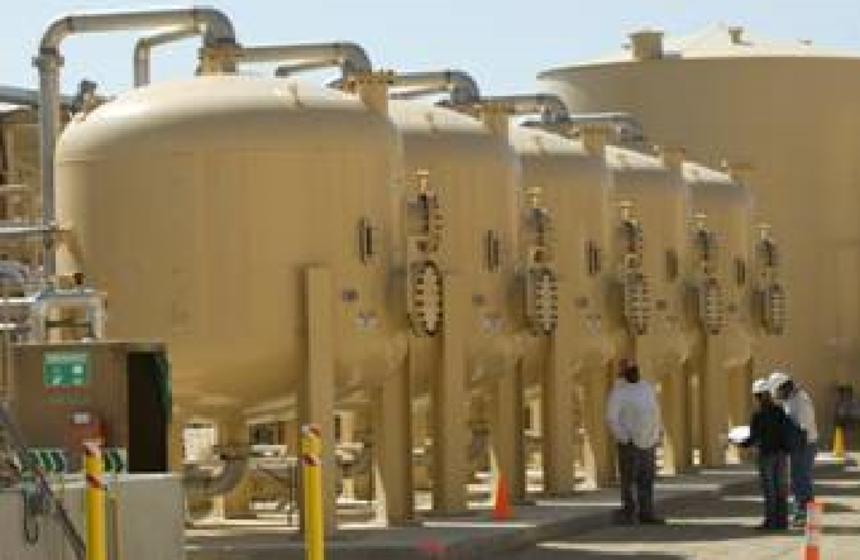 Veolia mostra dessalinização de água em evento no Peru