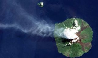 Manam volcano alert heightened