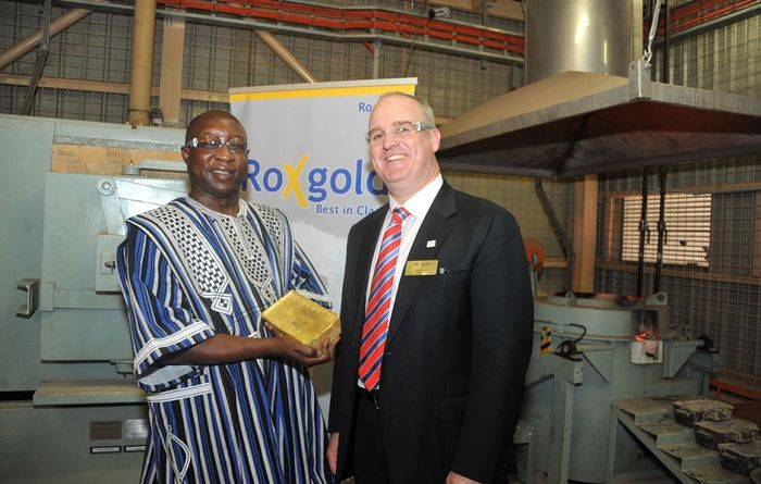 Roxgold boosts guidance