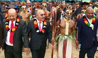 PM opens K25M Nipa hospital