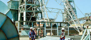 Tharisa and Lonmin's chrome-mance