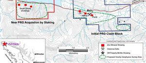 Precipitate expands Island Zinc project