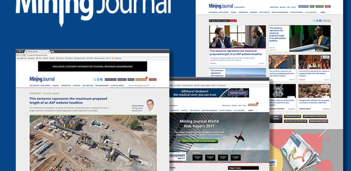 Mining Journal set to evolve