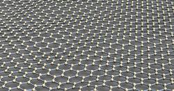 Graphene first for graphite minnow