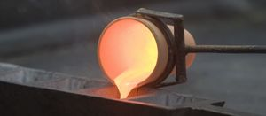 Copper price falls, stocks drop