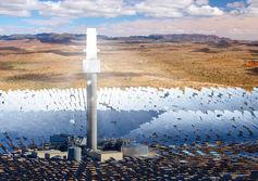 SolarReserve heritage deal