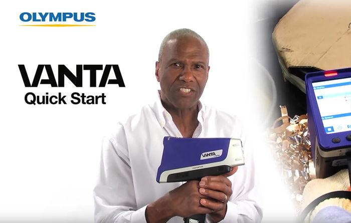 Video: Vanta Handheld XRF Analyzer | Quick Start Guide
