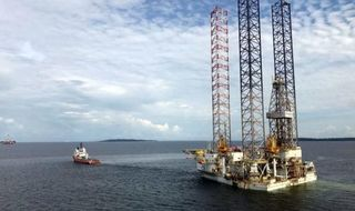 First gas from Indonesia's Mako