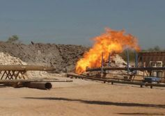 Armour soars on gas flows