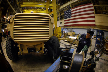 US industrial production recovers
