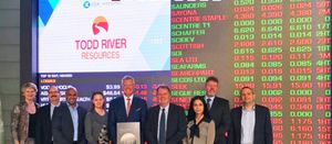 Todd River appoints first CEO