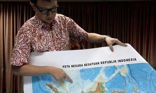 North Natuna now Indonesian turf