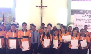 NT helps 52 Timorese qualify in English