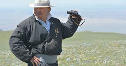 Mongolia's strongman or straw man?