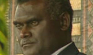Sogavare ousted as Solomons' PM