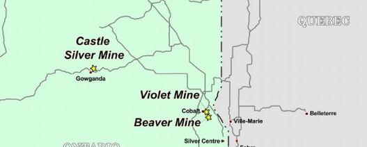 Cobalt samples reinforce Castle Silver's change of plan