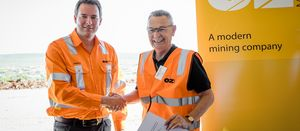 Cole leads OZ Minerals reboot