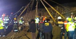 Two Chilean miners rescued