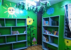 Cheerful addition to children's ward