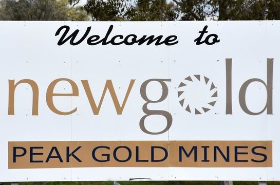 New Gold sells Peak to Aurelia