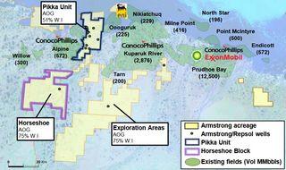 OSH targets giant Alaska resource